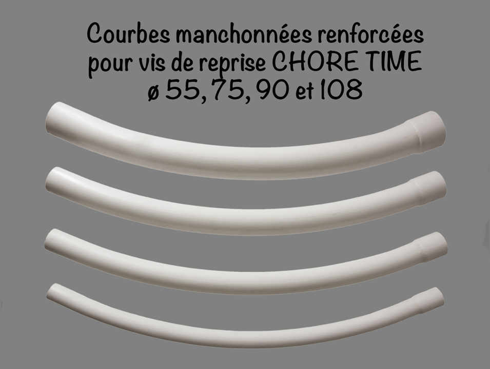 COURBES CHORE TIME